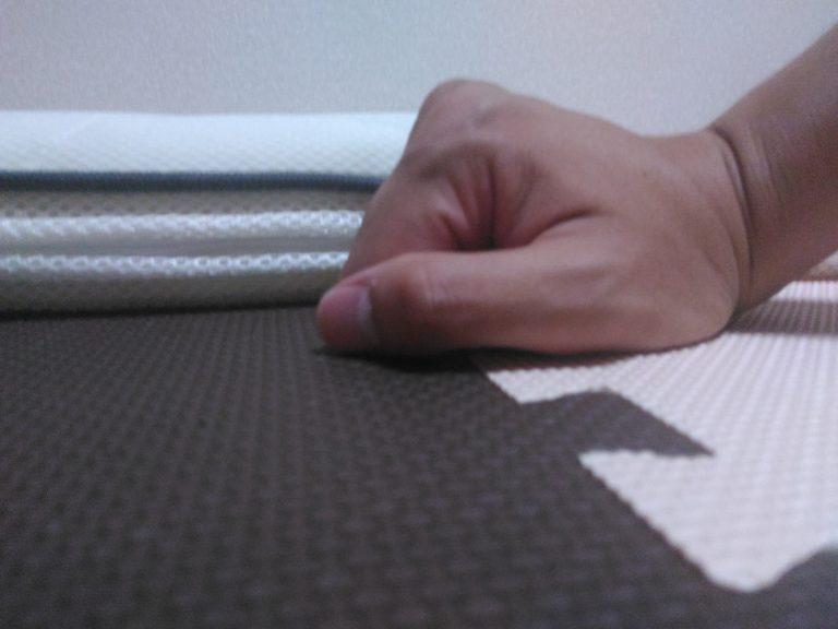 エアリーマットレスの厚さ比較